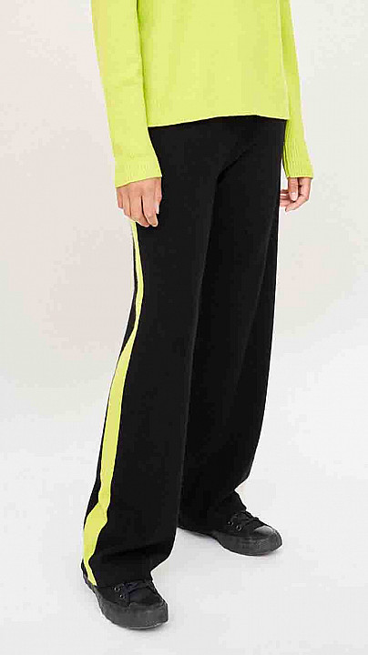 Chinti and Parker Contrast Stripe Pant