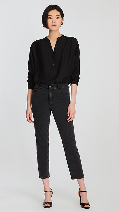 J Brand Alma Straight Jeans Affect