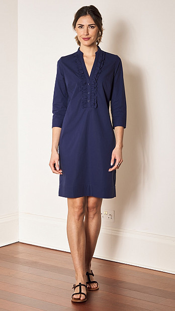 Alex Black Eliza Shirt Dress