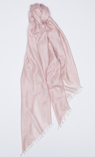 Begg & Co Staffa Scarf Rose Pink