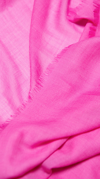 Begg & Co Wispy Scarf Hot Pink