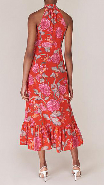 Beulah Cynthia Floral Dress