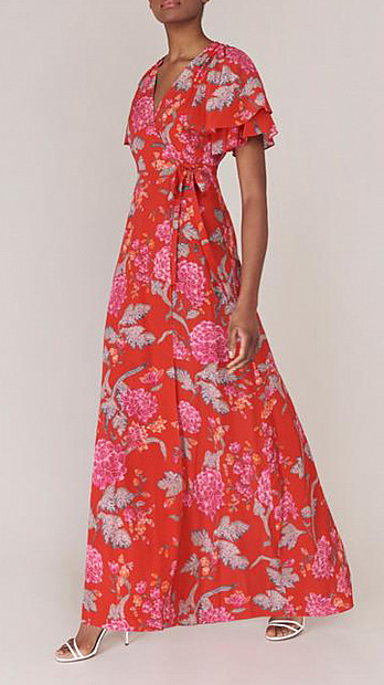 Beulah Florine Wrap Dress