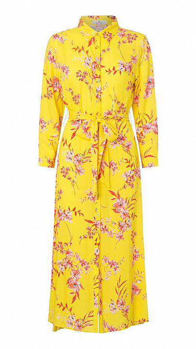 Charlotte Sparre Iben Dress Yellow