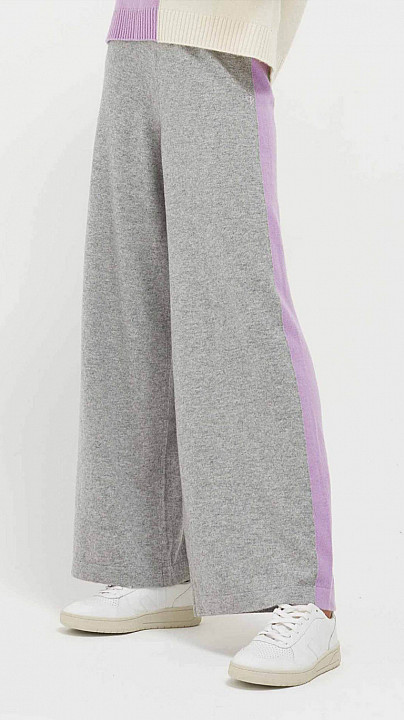 Chinti and Parker Cashmere Track Pant