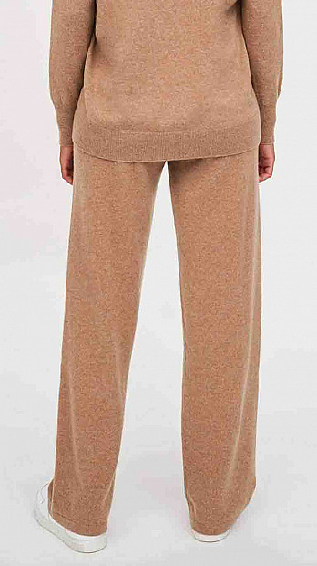 Chinti and Parker Wide Leg Pant Camel