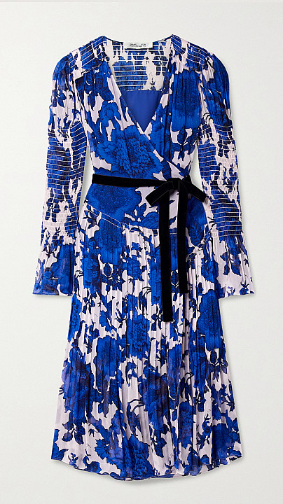 DVF Ani Dress