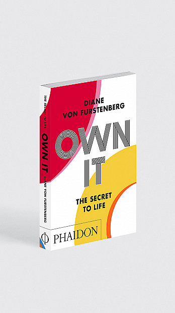 "DVF ""Own It: The Secret To Life"" Signed Book"