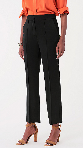 DVF Jocelyn Pant Black