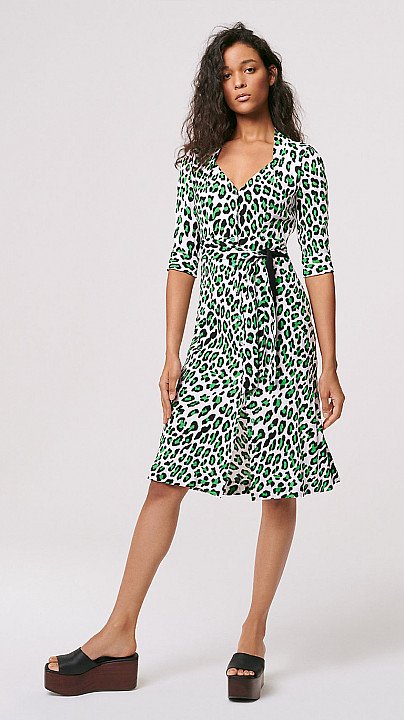 DVF Judith Shirt Dress