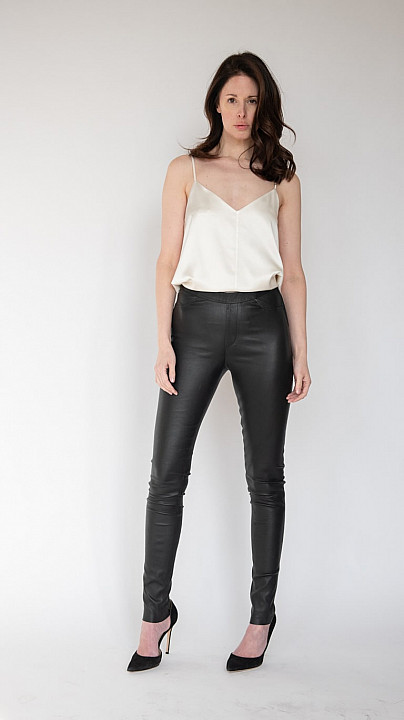 Dante 6 Campbell Leather Leggings