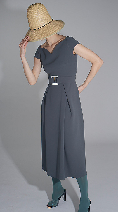 Edeline Lee Artemesia Dress