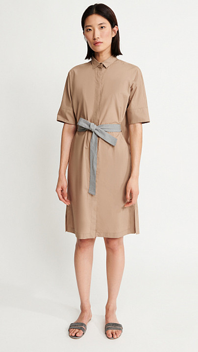 Fabiana Filippi Shirt Dress