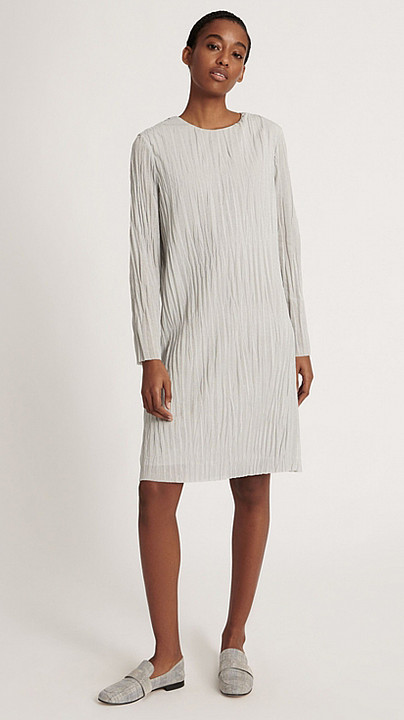 Fabiana Filippi Dress Silver