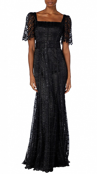 Goat Jolene Gown Black