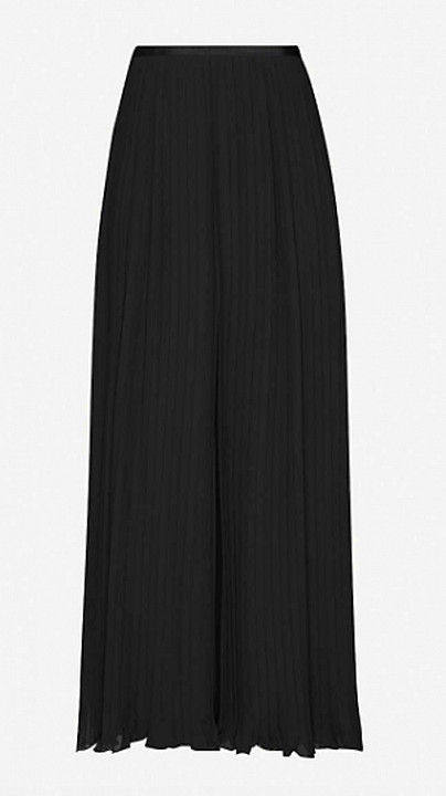 Huishan Zhang Ann Pleated Culottes