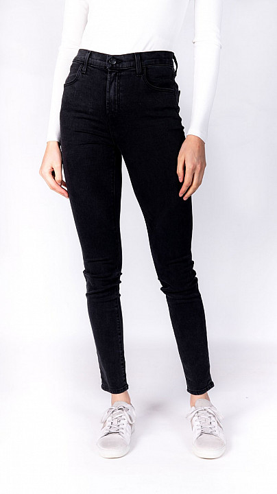 J Brand Maria High Rise Skinny Bellatrix