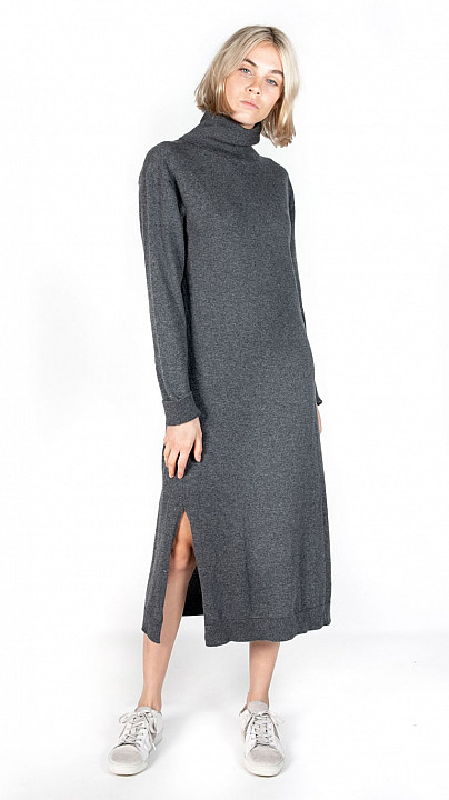 Pringle Roll N Dress Light Cashmere