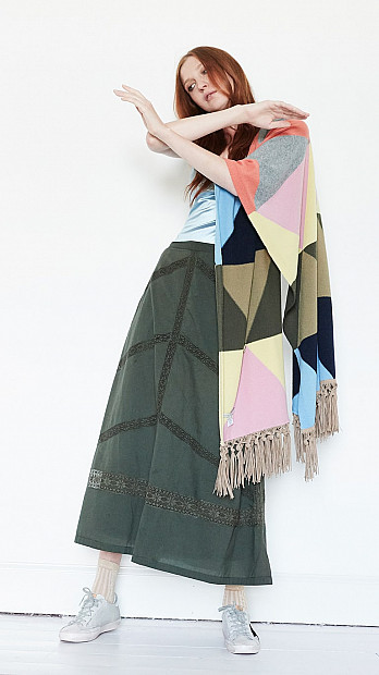 Queene and Belle Athena Skirt