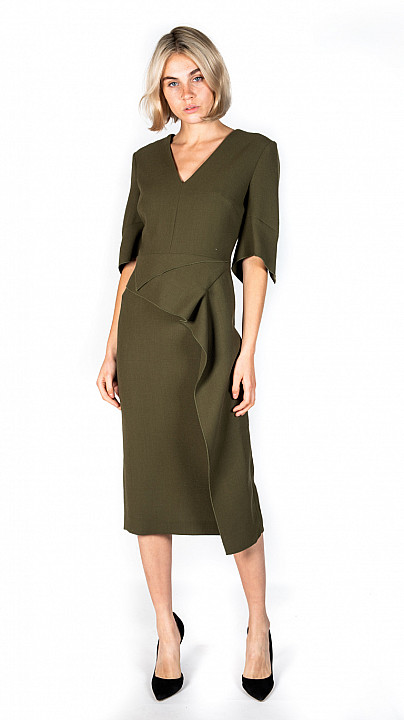 Roland Mouret Marengo Dress