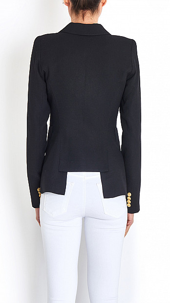 Duchess Blazer in Black
