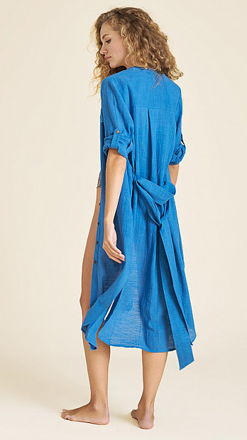 Veronica beard Makua Shirt Dress
