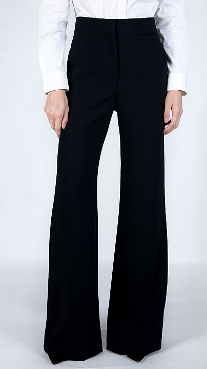 Veronica Beard Lebone Pant Black